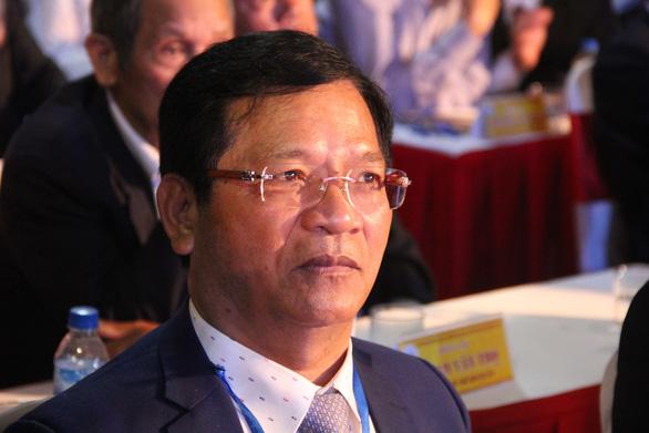Bộ Chính trị cho ông Lê Viết Chữ thôi giữ chức Bí thư Tỉnh uỷ Quảng Ngãi - Ảnh 1