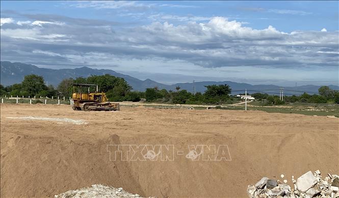 Kết luận thanh tra về quản lý, sử dụng đất trên địa bàn tỉnh Ninh Thuận - Ảnh 1