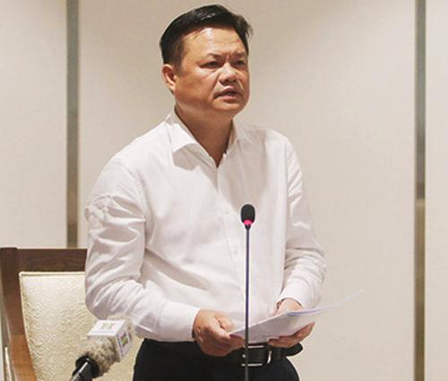 Trưởng Ban tổ chức Thành ủy Hà Nội nói gì về việc Chủ tịch huyện Quốc Oai không trúng cử ban chấp hành? - Ảnh 1