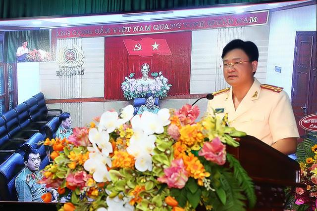 Tân Giám đốc Công an Thừa Thiên-Huế vừa được bổ nhiệm là ai? - Ảnh 1