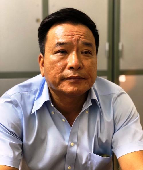 Bộ Công an bắt Tổng giám đốc Công ty Thoát nước Hà Nội - Ảnh 1