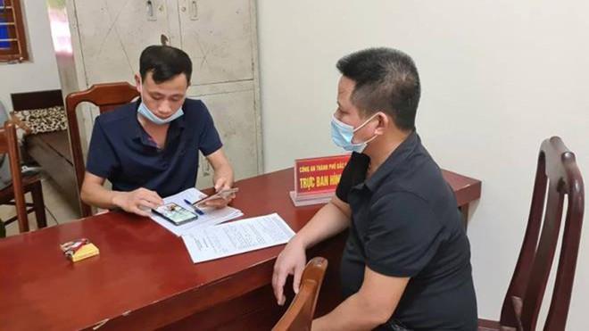 Vụ clip cô gái trẻ quỳ khóc nức nở ở Bắc Ninh: Bắt tạm giam ông chủ quán nướng - Ảnh 1