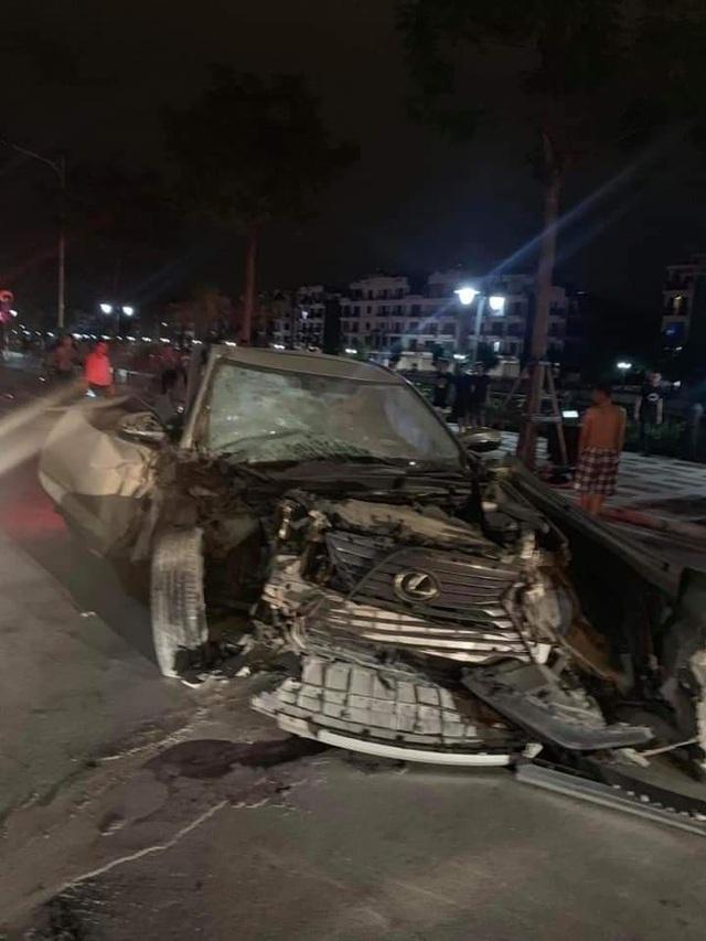 Vụ xe sang Lexus tông chết nữ công an tại Hải Phòng: Gia thế bất ngờ của tài xế - Ảnh 1