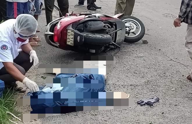 Vụ cô gái tử vong sau tiếng nổ từ bãi rác đang cháy: Ám ảnh lời kể nhân chứng - Ảnh 1