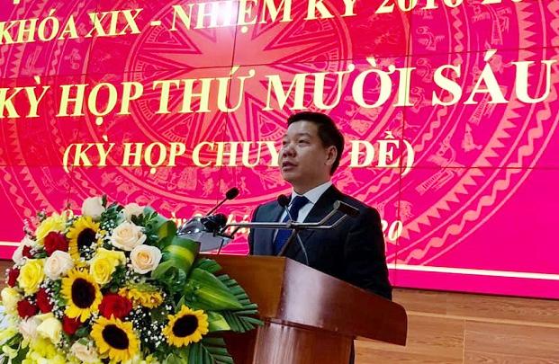 Hà Nội: Ông Nguyễn Trường Sơn được bầu giữ chức Chủ tịch UBND huyện Quốc Oai - Ảnh 1