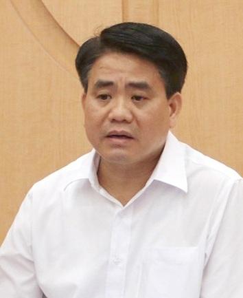 Nhìn lại con đường sự nghiệp của Chủ tịch UBND TP. Hà Nội Nguyễn Đức Chung - Ảnh 1