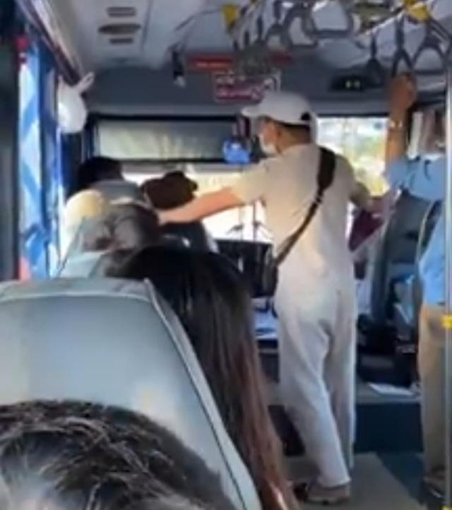 Vụ clip tự xưng thanh tra xe buýt, dọa cắt cổ khách: Sở GTVT Bắc Ninh nói gì? - Ảnh 1