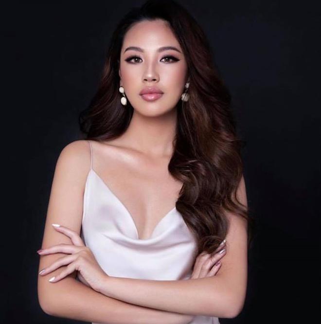 """Mỹ nữ Đà Lạt 20 tuổi  thi Hoa hậu Việt Nam: Sở hữu làn da nâu ấn tượng, chiều cao """"khủng"""" 1,77 m - Ảnh 1"""