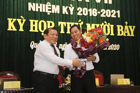 Tân Chủ tịch HĐND tỉnh Quảng Trị vừa được bầu là ai? - Ảnh 1