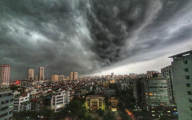 Tin tức dự báo thời tiết mới nhất hôm nay 13/9/2020: Hà Nội mưa dông - Ảnh 1
