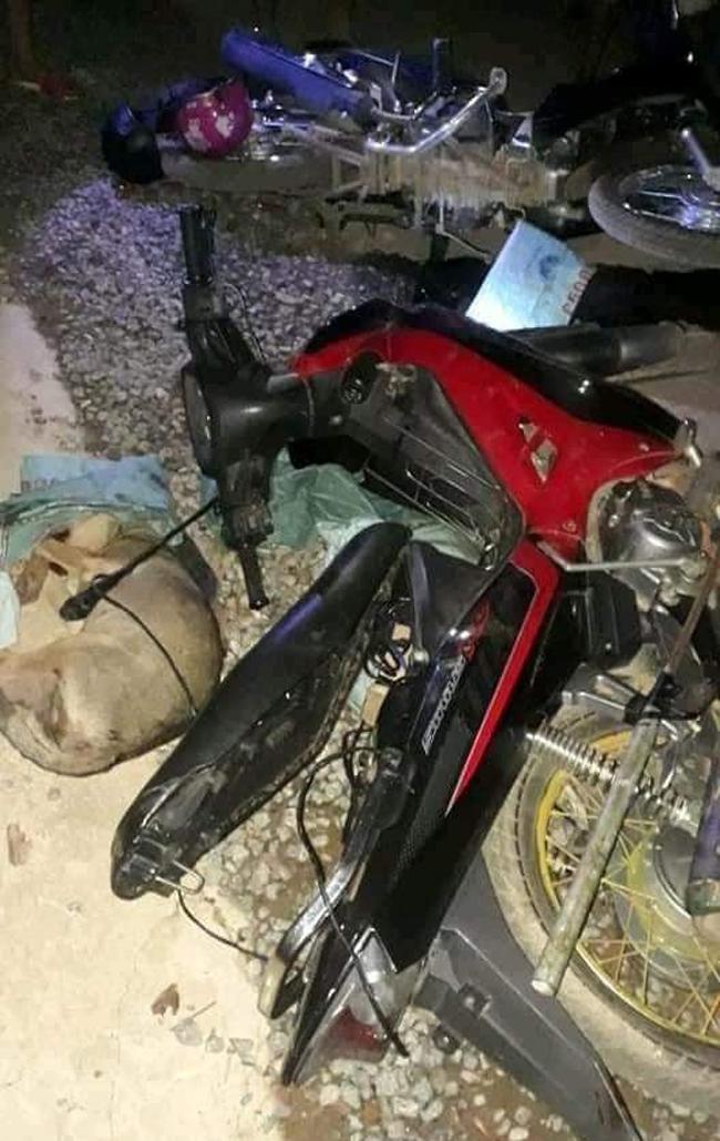 """Vụ 3 thanh niên trộm chó bị dân đánh hội đồng ở Thanh Hóa: Danh tính 3 """"cẩu tặc"""" - Ảnh 1"""