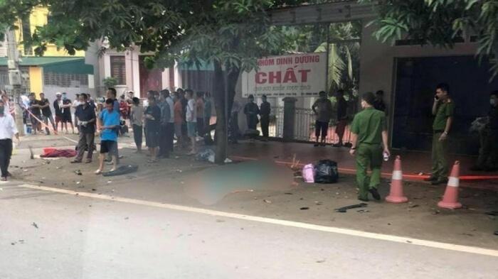 Vụ 3 cô gái tử vong sau tai nạn thảm khốc ở Phú Thọ: Tài xế 32 tuổi ra đầu thú - Ảnh 1