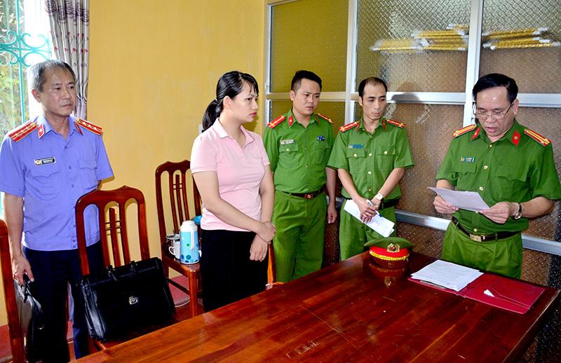 Diễn biến mới nhất vụ nữ kế toán tham ô gần 2 tỷ ở Tuyên Quang - Ảnh 1
