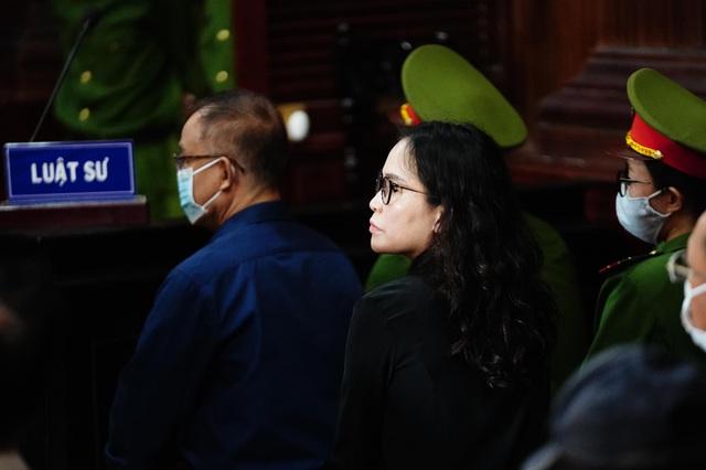 Ông Nguyễn Thành Tài khai gì về mối quan hệ với bà Lê Thị Thanh Thúy? - Ảnh 1