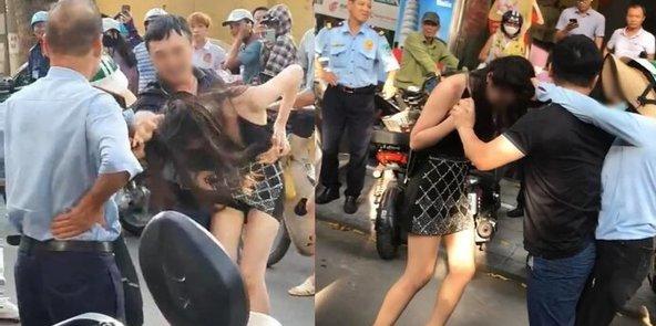 Vụ chồng chở gái trẻ trên Lexus LX 570 bị vợ lao vào đánh ghen: Người vợ nói gì? - Ảnh 1