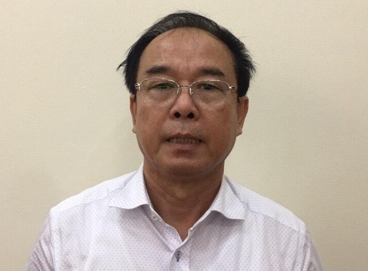 Hình ảnh cựu Phó chủ tịch UBND TP.HCM Nguyễn Thành Tài sau khi bị bắt - Ảnh 3