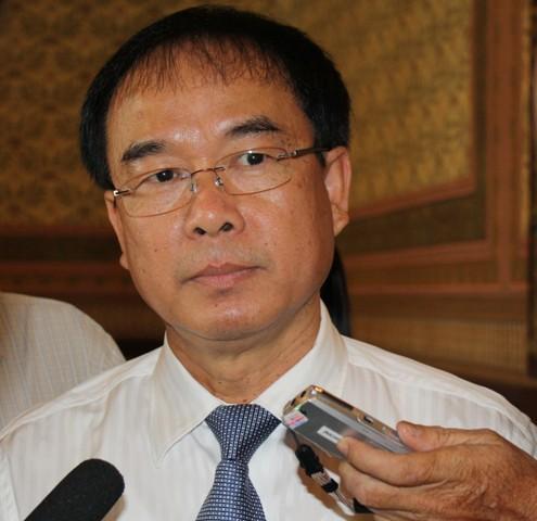 Hình ảnh cựu Phó chủ tịch UBND TP.HCM Nguyễn Thành Tài sau khi bị bắt - Ảnh 1