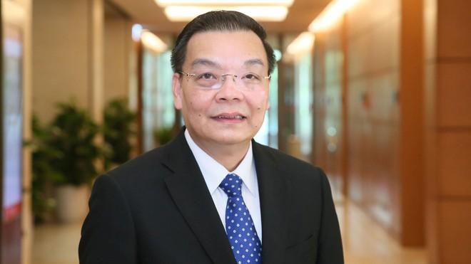 Bộ trưởng KH&CN Chu Ngọc Anh làm Phó bí thư Thành ủy Hà Nội - Ảnh 1
