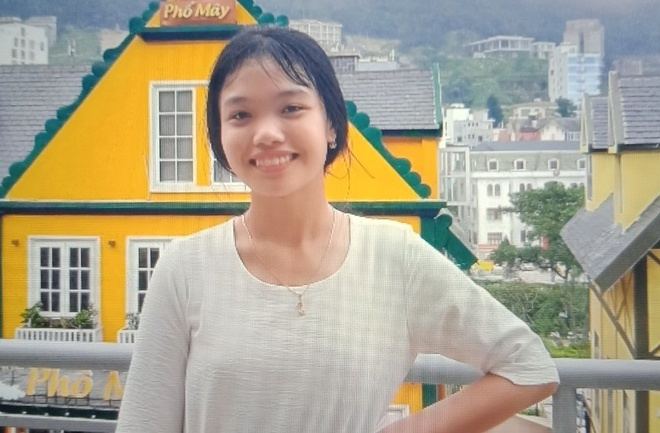 Nữ sinh lớp 10 ở Hải Phòng mất tích được tìm thấy ở Lạng Sơn - Ảnh 1