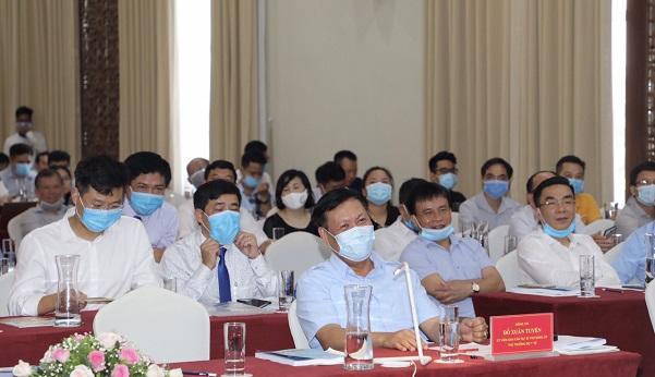 Hội thảo phổ biến các hướng dẫn phòng, chống dịch COVID-19 - Ảnh 2