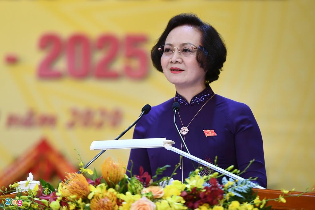 Bí thư Tỉnh ủy Yên Bái Phạm Thị Thanh Trà không tham gia BCH khóa mới - Ảnh 1