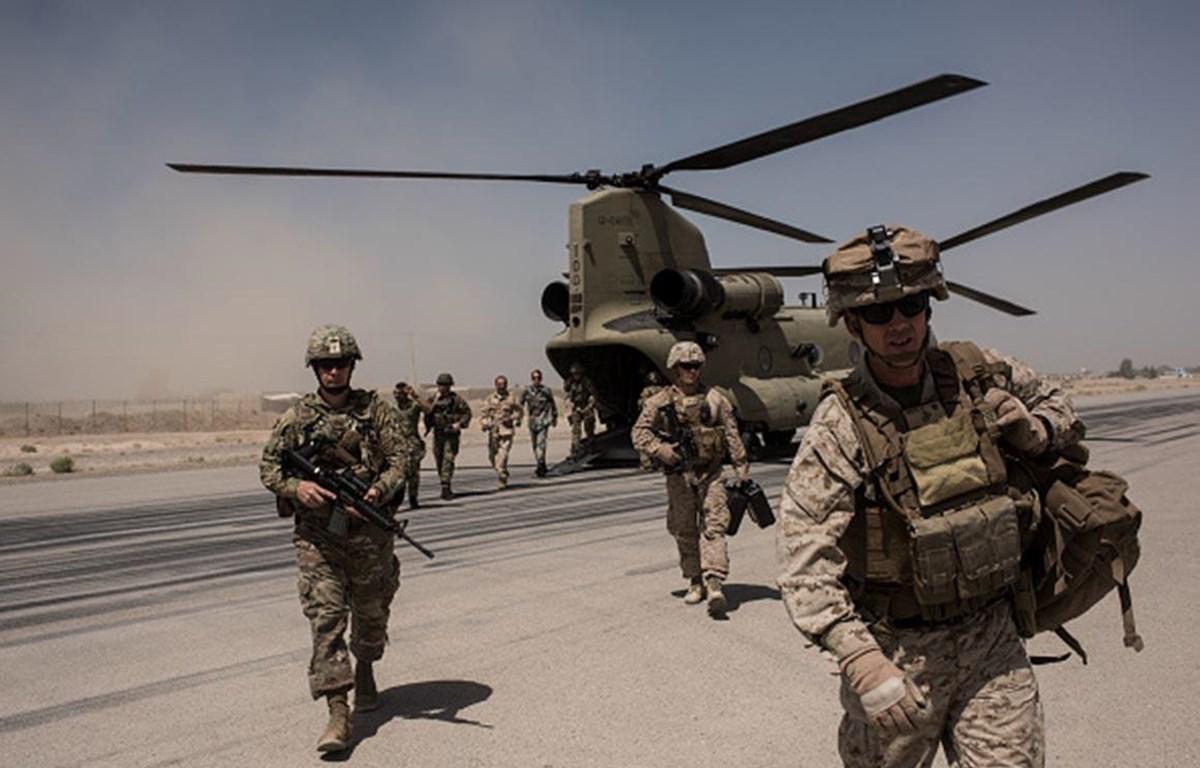Bộ Quốc phòng Mỹ lên kế hoạch rút toàn bộ binh sĩ khỏi Afghanistan - Ảnh 1