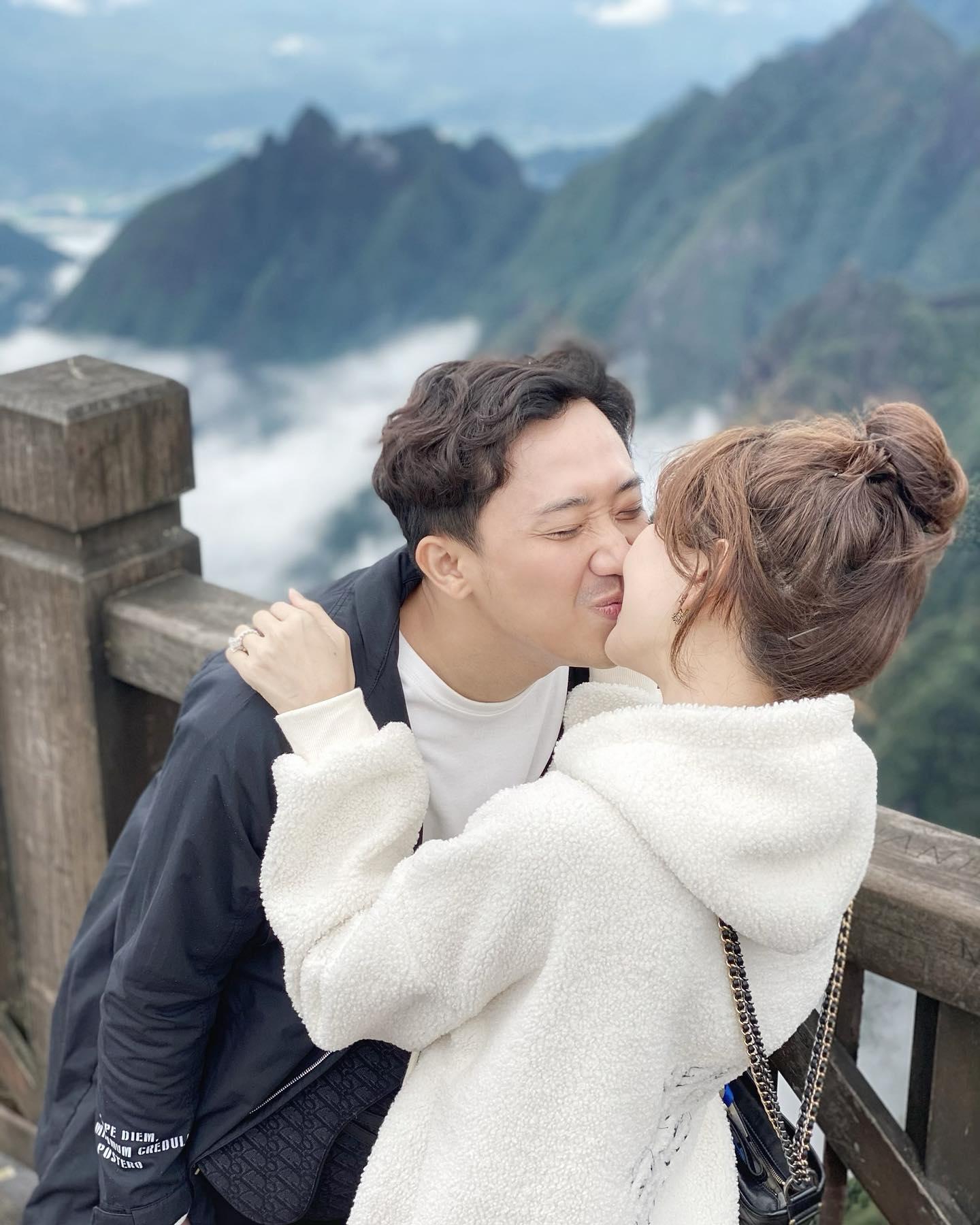 """Hari Won công khai tin nhắn """"tố"""" Trấn Thành quên """"luật vợ chồng"""" - Ảnh 5"""