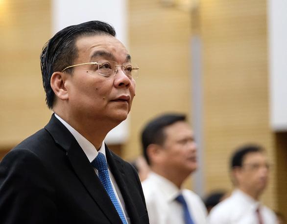 Chân dung tân Chủ tịch UBND TP.Hà Nội Chu Ngọc Anh - Ảnh 1