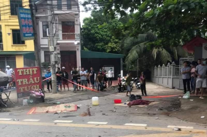 """Tin tai nạn giao thông mới nhất ngày 26/9/2020: Thượng sĩ CSGT Yên Bái bị """"quái xế"""" tông trúng - Ảnh 2"""