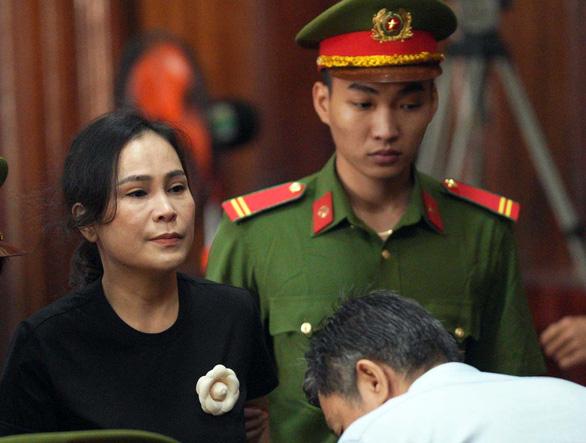 Vì sao nữ Chủ tịch Lê Thị Thanh Thúy kháng cáo? - Ảnh 1