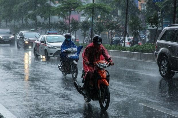 Tin tức dự báo thời tiết mới nhất hôm nay 30/9/2020: Hà Nội mưa dông, có khả năng xảy ra lốc, sét - Ảnh 1
