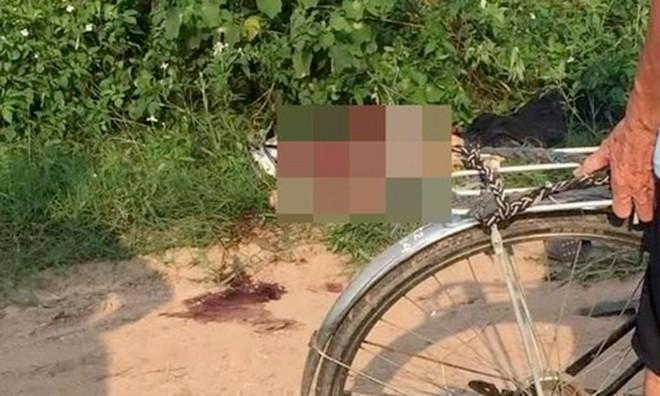 Vụ thi thể vợ ngoài rìa cánh đồng ngô, chồng bị thương trong nhà: Hai nạn nhân chăm chỉ làm ăn - Ảnh 1