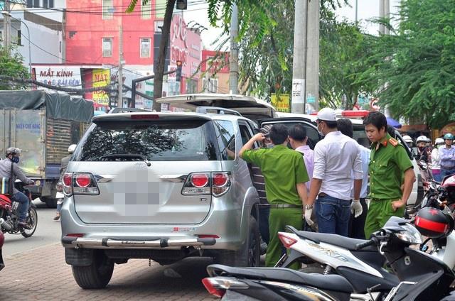 Vụ đôi nam nữ tử vong trên ôtô Toyota Vios ở Thái Nguyên: Danh tính nạn nhân - Ảnh 1