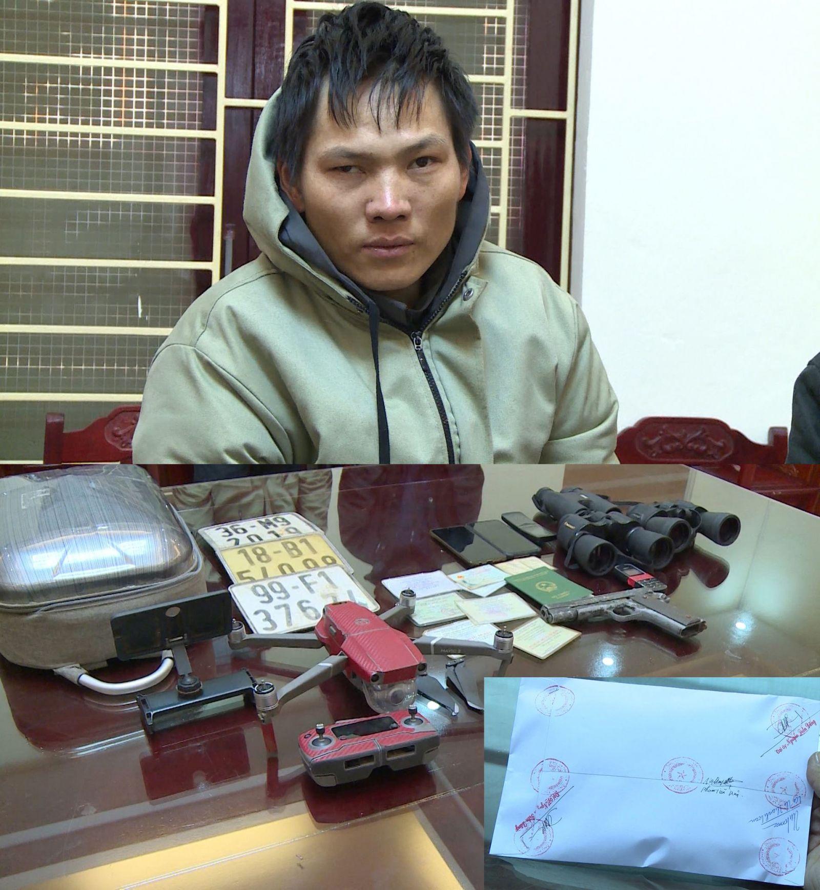 """Vụ trùm ma túy dùng flycam theo dõi cảnh sát: Chân dung """"ông trùm"""" Sùng A Chá - Ảnh 1"""