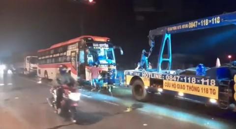 Tin tai nạn giao thông ngày 23/1: Xe máy tông tử vong 2 phụ nữ ở Hà Nội - Ảnh 2