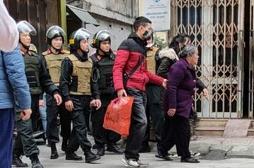 """""""Bà trùm"""" 75 tuổi cầm đầu """"bong ke"""" ma túy ở Thái Bình bị bắt tạm giam - Ảnh 1"""