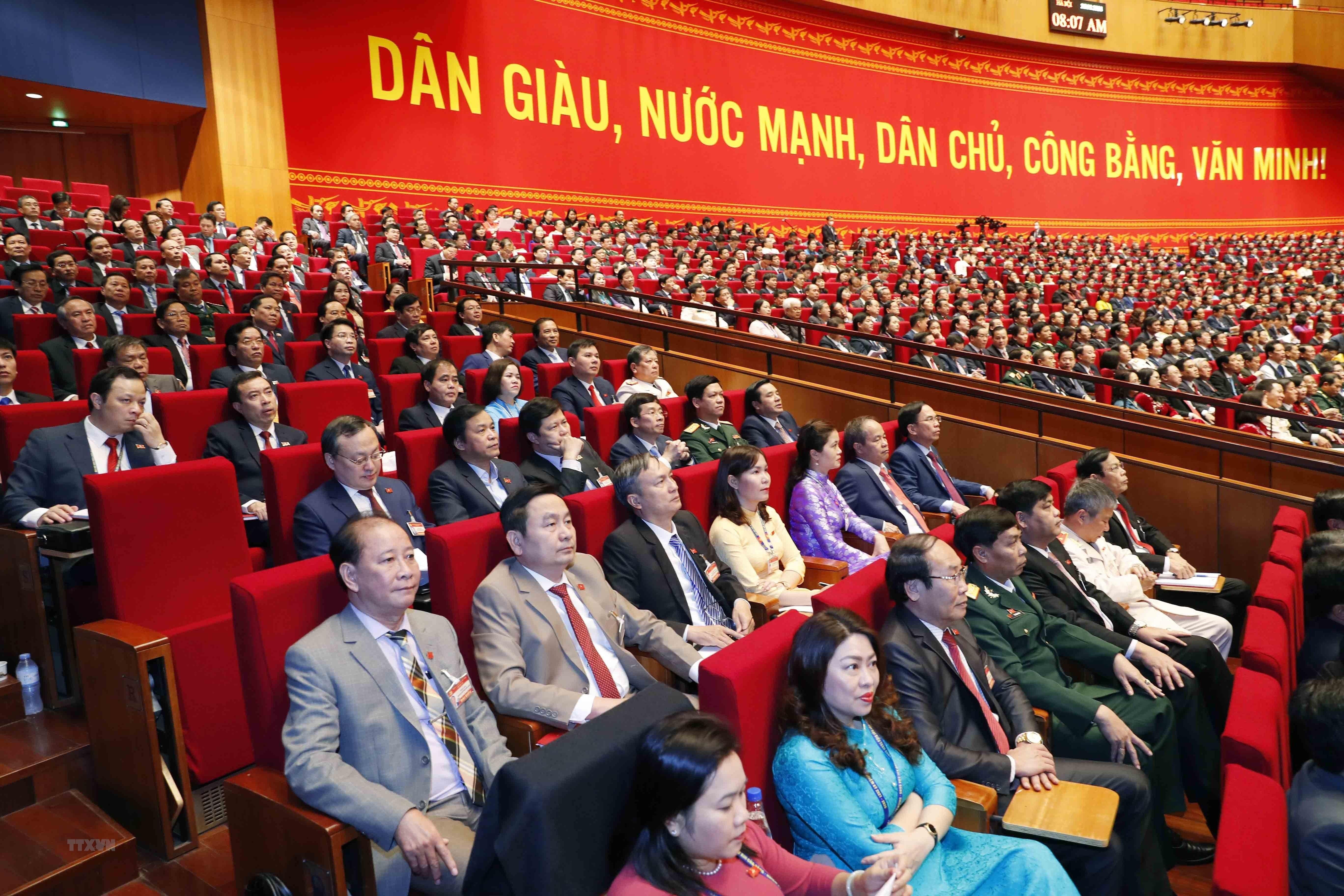 Đại biểu kỳ vọng Đại hội sẽ sáng suốt bầu chọn những người có tâm, có tầm, có tài vào Ban Chấp hành - Ảnh 1