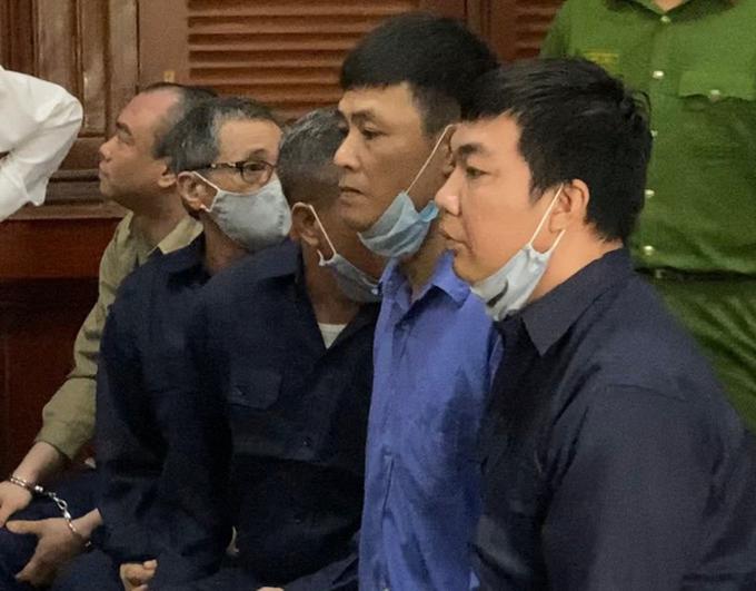 """Vụ mua bán gần 100kg ma túy do bà """"trùm"""" Oanh Hà cầm đầu: Đề nghị 6 án tử hình - Ảnh 1"""