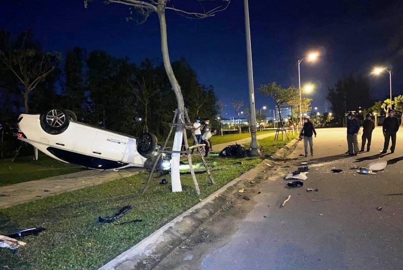 Tin tai nạn giao thông ngày 12/2/2021: Xe máy tông nhau, 2 thanh niên chết thảm - Ảnh 2