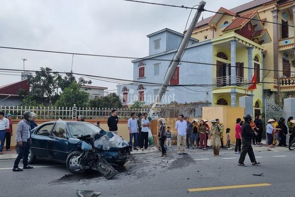 Tin tai nạn giao thông ngày 16/2/2021: Xe máy tông nhau trong đêm Valentine, 4 người chết - Ảnh 2