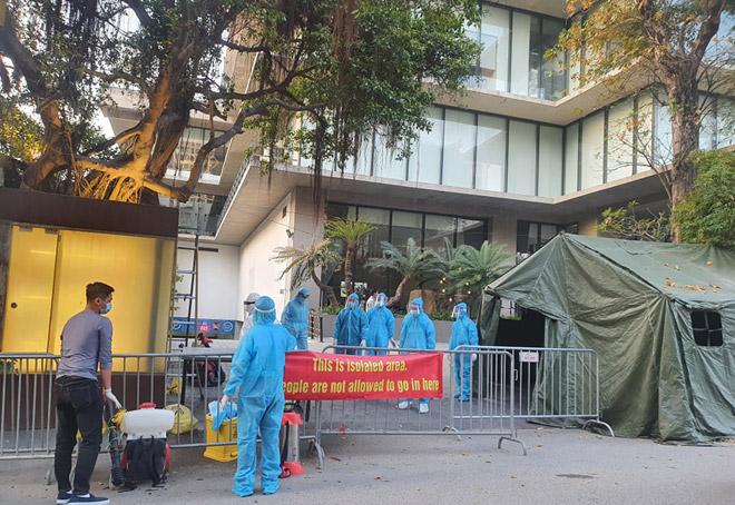 Người Nhật tử vong trong khách sạn ở Hà Nội nhiễm biến thể nCoV lần đầu xuất hiện ở Việt Nam - Ảnh 1
