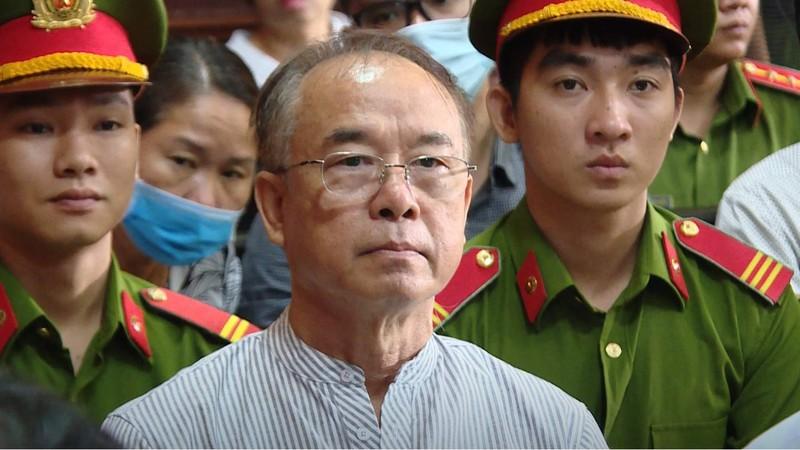 Ông Nguyễn Thành Tài cùng nữ đại gia Dương Thị Bạch Diệp hầu tòa ngày nào? - Ảnh 1