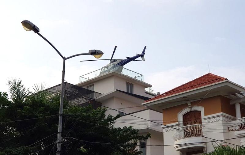 """""""Ông trùm"""" đường dây cá độ 1.000 tỷ trưng mô hình trực thăng trên nóc biệt thự là ai? - Ảnh 2"""