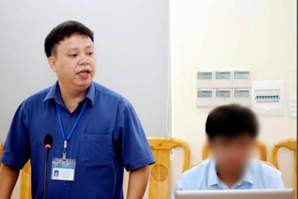 Chánh văn phòng huyện ở Hà Tĩnh tử vong tại phòng làm việc - Ảnh 1