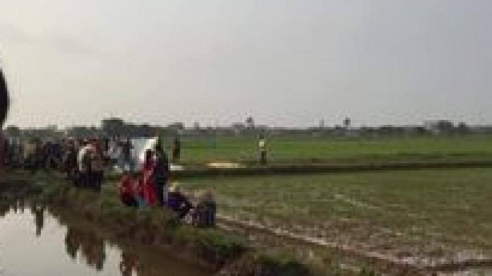 Vụ thi thể 2 thanh niên dưới kênh nước ở Thái Bình: Nạn nhân là bộ đội vừa xuất ngũ - Ảnh 1