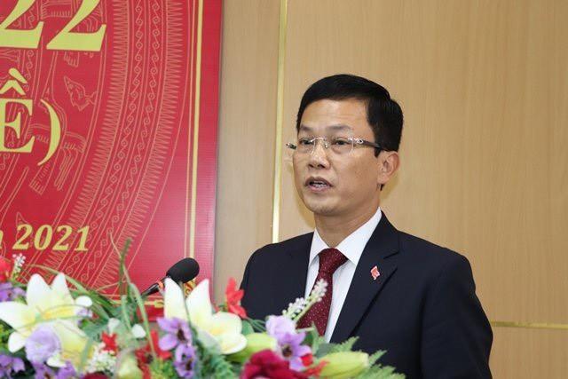 Chân dung tân Chủ tịch UBND TP Hà Tĩnh vừa được bầu - Ảnh 1