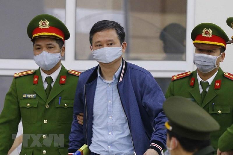 """Ông Trịnh Xuân Thanh: """"Tôi đã lãnh chung thân rồi, nhận thêm chục năm nữa cũng không là gì"""" - Ảnh 1"""