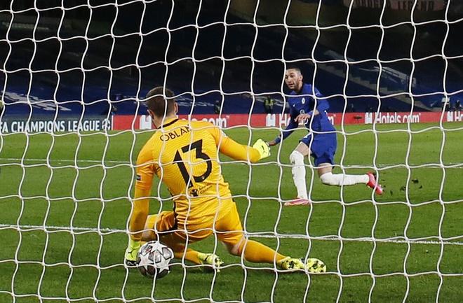 8 tấm vé vào vòng tứ kết Champions League đã xác định được chủ nhân - Ảnh 1