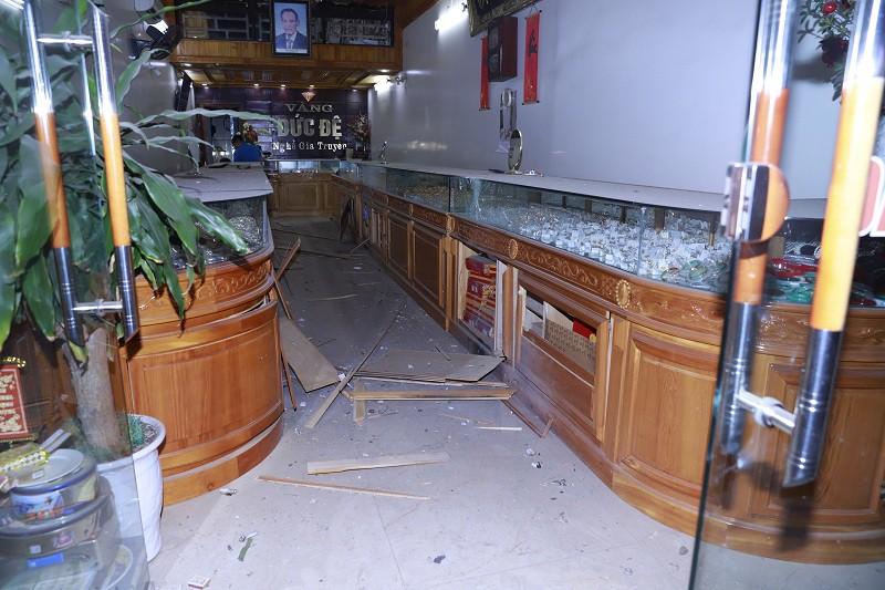 Công an Hải Phòng thông tin chính thức vụ nổ tại tiệm vàng Đức Đệ - Ảnh 2