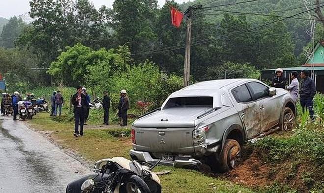 Tin tai nạn giao thông ngày 3/3: Xe máy tông vào vỉa hè, 1 người tử vong - Ảnh 2
